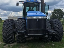б/у Трактор New Holland T9040